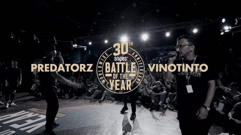 Predatorz vs Vinotinto | Crew Final | Snipes BOTY CE 2019