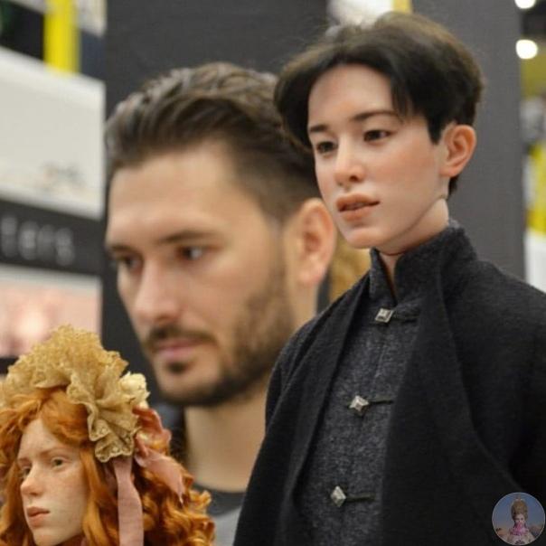 Невероятные куклы Михаила Зайкова, которые выглядят так, будто вот-вот заговорят