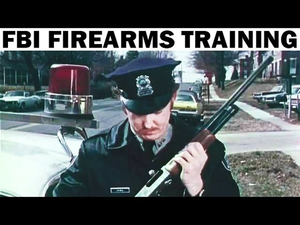 FBI Training Film Shooting for Survival 1960s Defensive Firearms Training