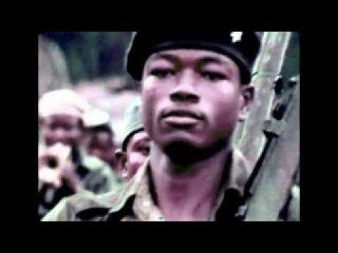 Nigeria war against the Biafras 1967 1970 part 1