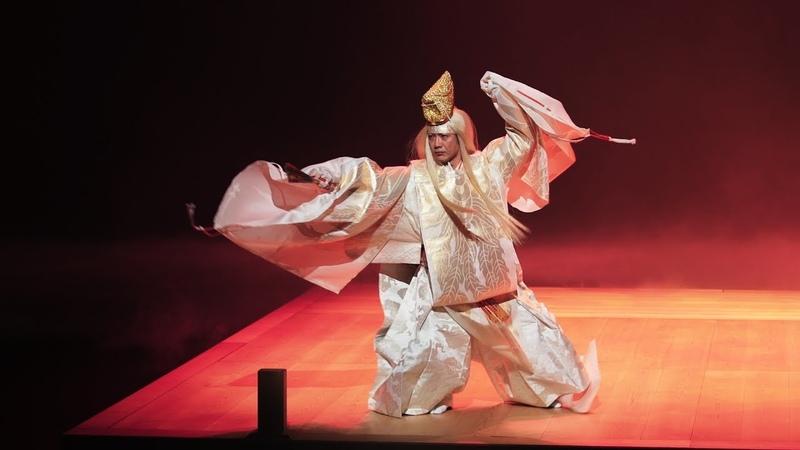 『MANSAIボレロ』 野村萬斎 - 世田谷パブリックシアター開場20周年記念 MANSAI Bolero