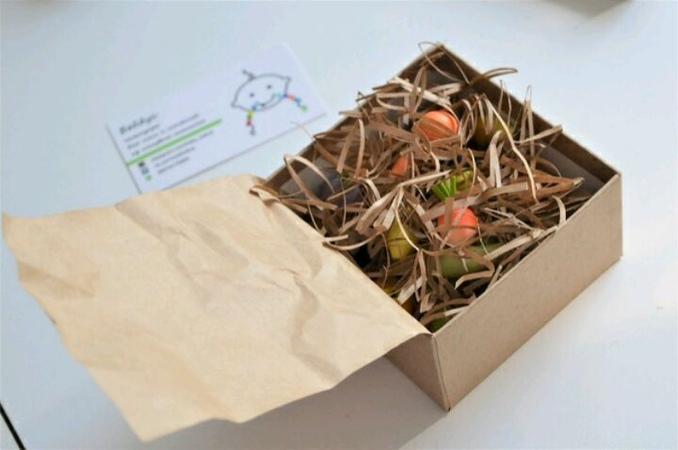 🍼ГРЫЗУНКИ СЛИНГОБУСЫ ОВОЩИ on Instagram Упаковка овощей и фруктов🍒🥑🍋 ⠀ Все наборчики отдаю в таких крафтовых коробочках Это позволит удобно хр