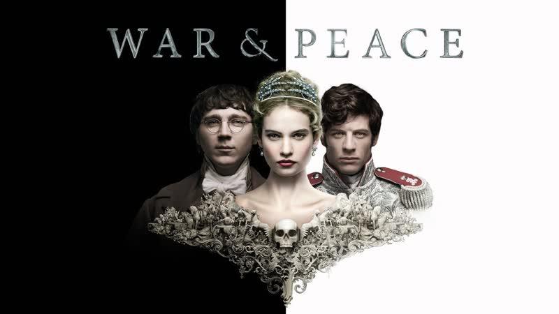 В Эфире Война и Мир 2016 (из 6 частей) BLACK FOX Ultra Cinema