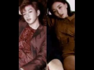 Wanna One x TWICE vine   Kang Daniel x Park Jihyo