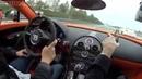 POV 1200 HP Bugatti Veyron Vitesse vs 1140 HP Koenigsegg Agera R Highspeed Oval
