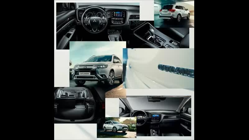 Mitsubishi OUTLANDER GT🔥
