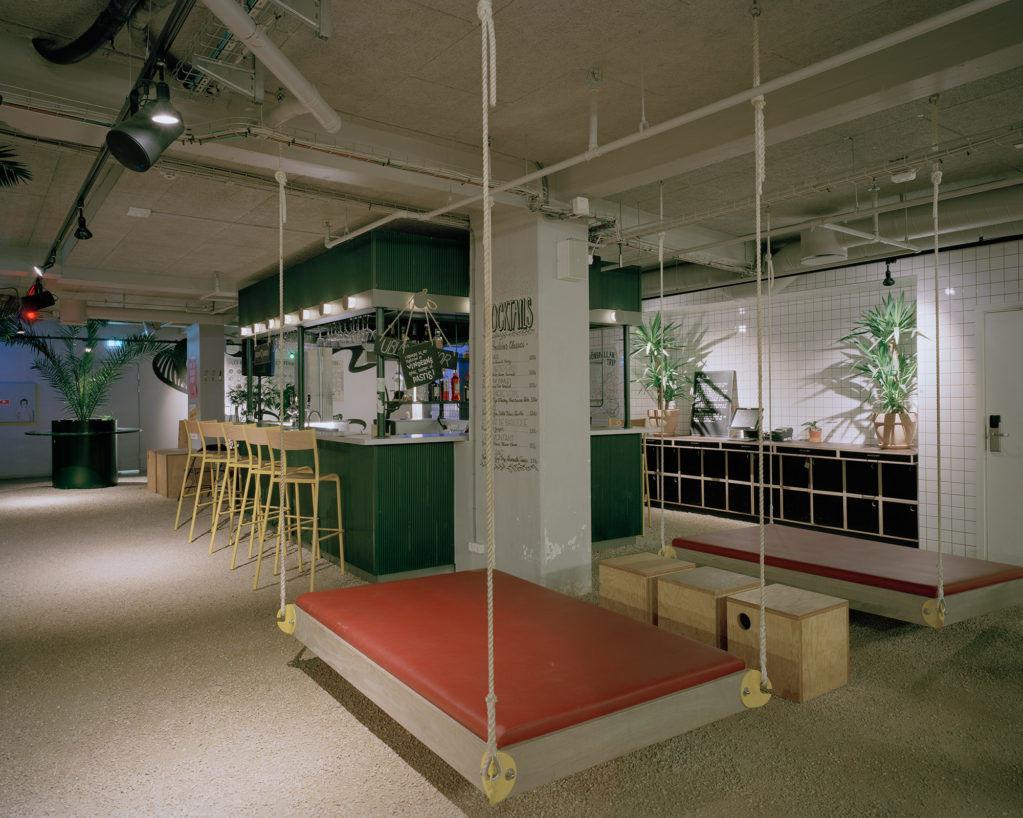 Скандинавские рестораны Boulebar с площадками для петанка