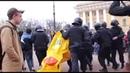 Задержание Михаила Цакунова на акции Он нам не царь в Питере