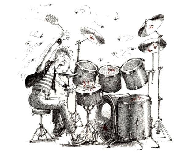 всегда будем прикольные картинки барабанщиков преданию, одним главнейших