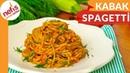 KABAĞI HİÇ BÖYLE YEMEDİNİZ❗ Kabak Spagetti Tarifi