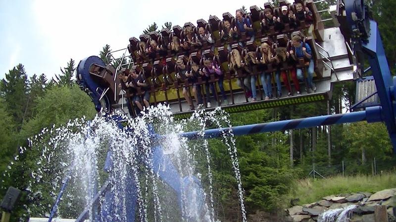Yukan Raft Neu 2013 Offride im Fort Fun Abenteuerland 2013