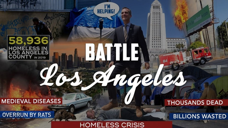 THE BATTLE FOR LOS ANGELES *NEW VERSION*