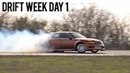 100MPH Entries Airborne in my JZX100 Chaser