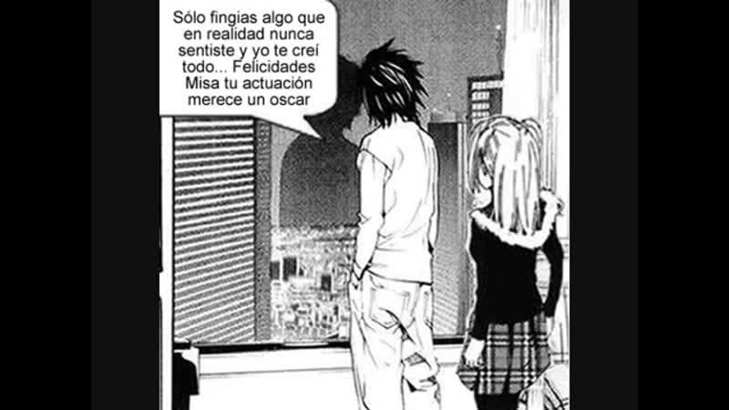Fanfic Death Note confesiones por Iriku michelle parte 20