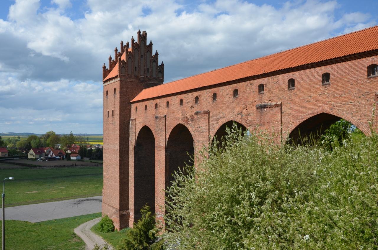 jX09EZKiDbk Квидзын - город крестоносцев в Польше.