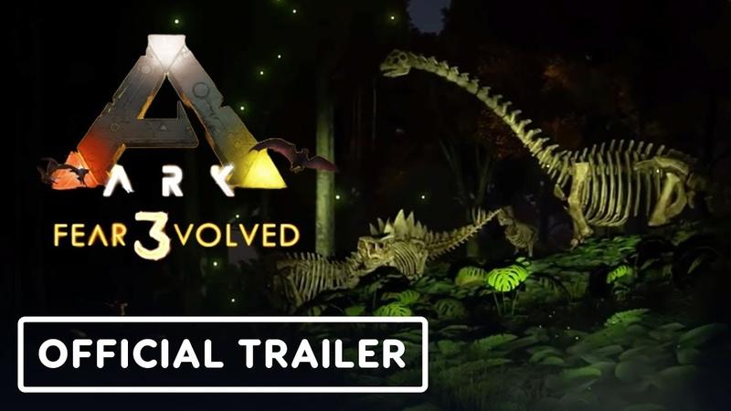 ARK: Survival Evolved - Official Halloween Event Trailer
