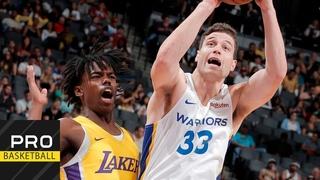Los Angeles Lakers vs GS Warriors | Jul. 2, 2019 | 2019 NBA Summer League | Обзор матча
