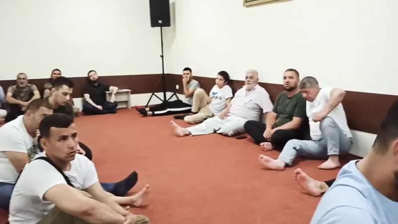Джама'ат коллектив Шейха Ильяса Хьафизаhуллаh