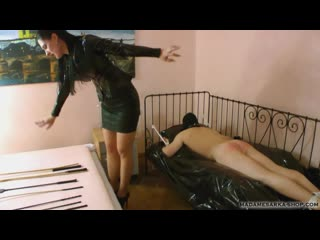 Madame Sarka: a punishment in the bedroom