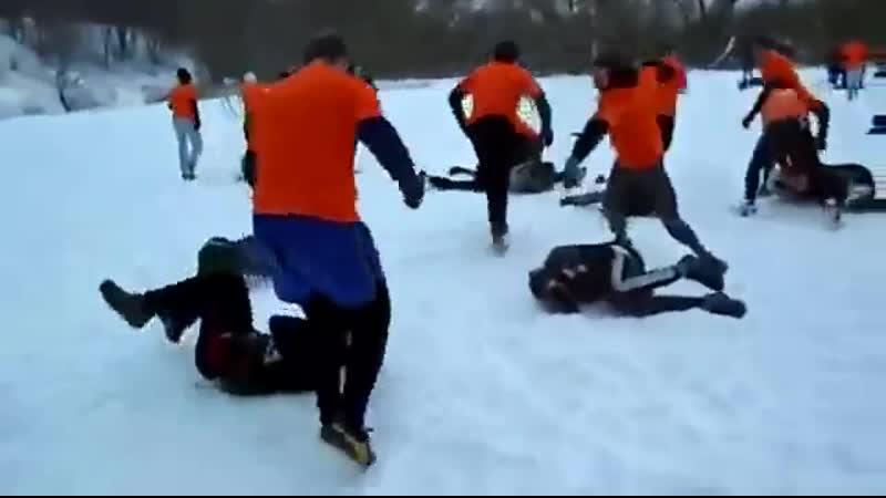 Околофутбол TBF Young Troubles проверка кб vs Братия кз 16х16 Победа TBF крАСАВцы
