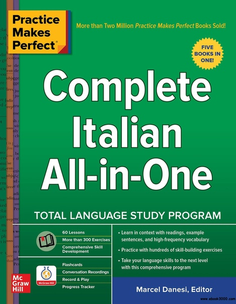 Complete Italian All-in-One (Practice Makes Perfect)