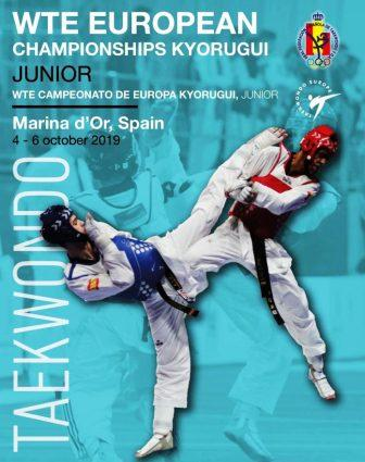 EUROPEAN TAEKWONDO JUNIOR 2019