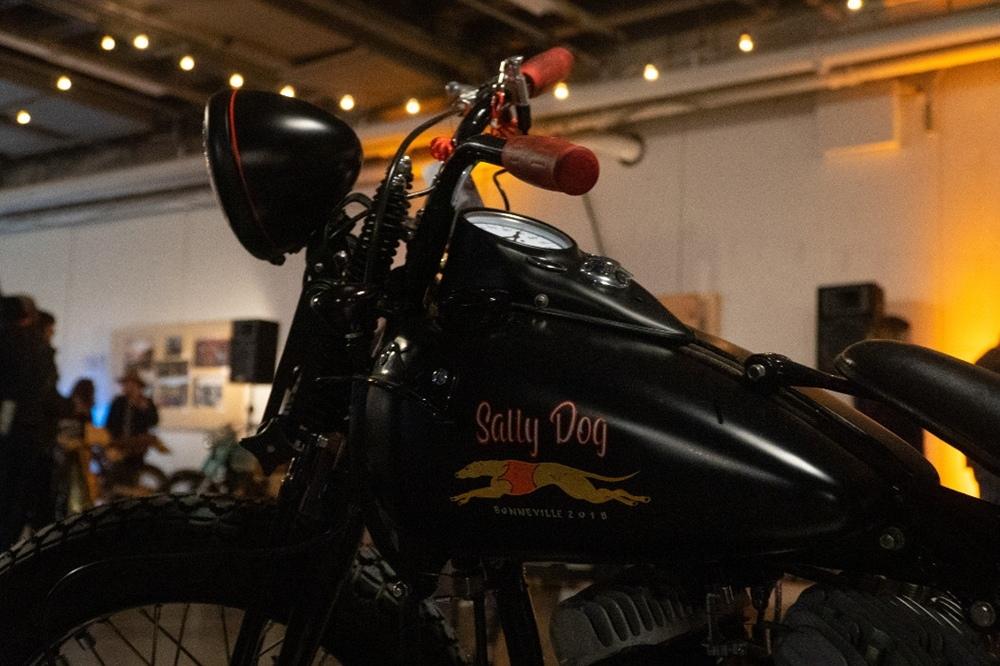 Фотографии с мотовыставки OMS 2020 (The One Motorcycle Show). Часть 3