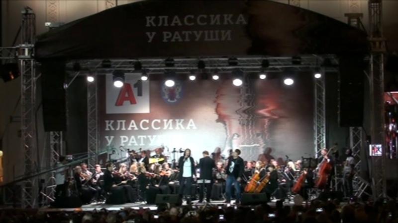 L Plamondon Кафедраль Иван Вабищевич и Илья Сильчуков