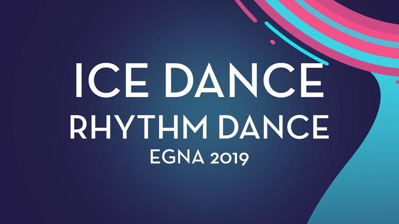 Natalie D'Alessandro / Bruce Waddell (CAN) | Ice Dance Rhythm Dance | Egna-Neumarkt 2019
