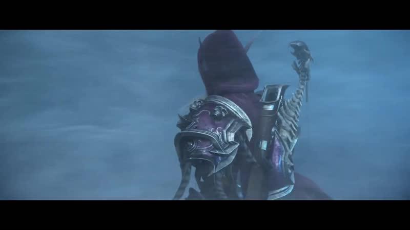 World_of_Warcraft__ShadowLands_-_Вступительный_ролик (Новое дополнение,которое будет)