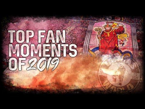 Top Fan Moments of 2019
