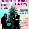 Depeche Mode New Year Party