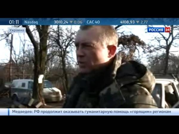 Украинскому комбату грозит увольнение за рукопожатие с Моторолой