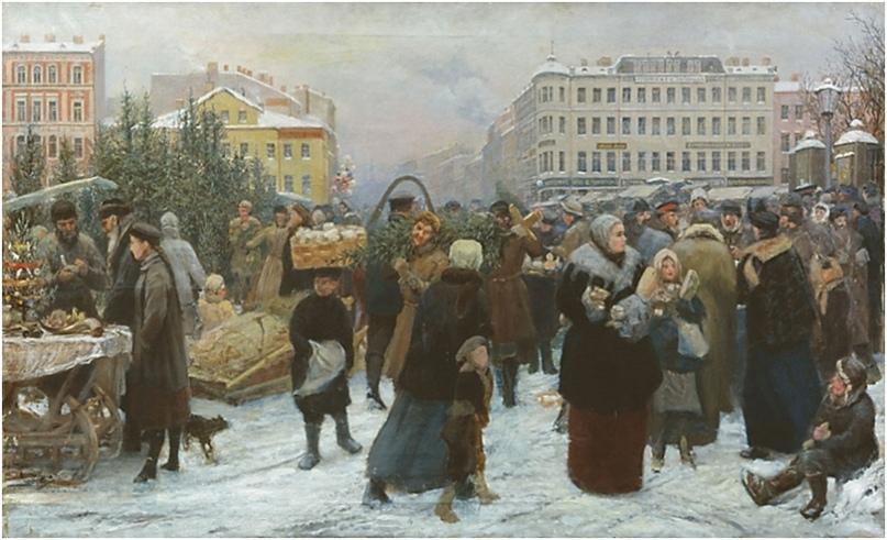 Рождество и Новый год в царской семье. Часть вторая., изображение №7