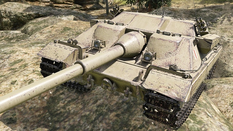 Танкосмотр2019 34. Британия. ПТ-САУ (веткa Badger) | World of Tanks