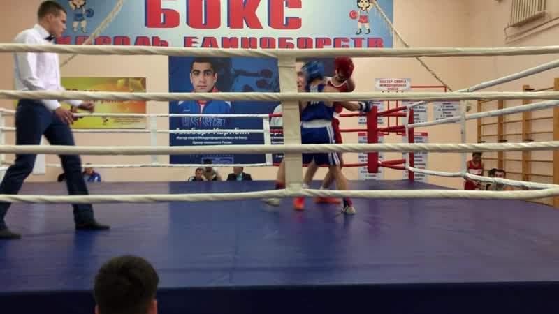 Валерий Панфилов и Иван Перышкин 3 раунд