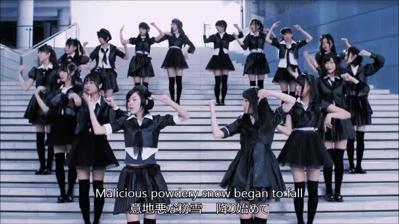 SKE48 - Tsuyogari Dokei