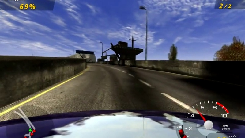 GTI Racing (2006) - 45 Cult Machines Fever. Expand 3. Дувр. Англия