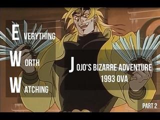 Everything Worth Watching in the 1993 JoJo's Bizarre Adventure OVA (Part 2)