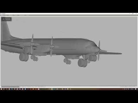 [Tutorial] Часть 4: Plane Maker (Gears, Engine Nacelles)