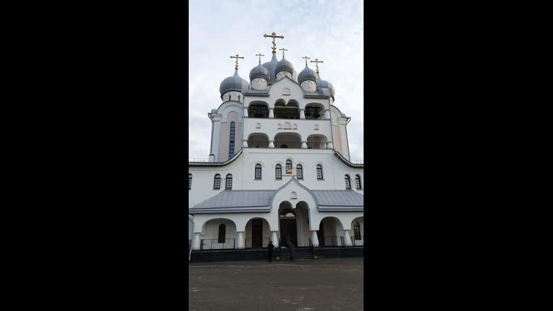 Live: Храмовый комплекс на Пискаревском проспекте