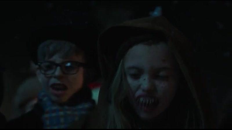 Кормление маленьких вампиров