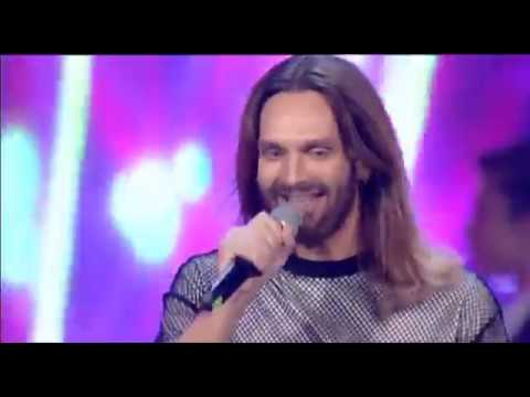 Tomas NEvergreen на «Дискотеке МУЗ-ТВ. Золотые хиты»