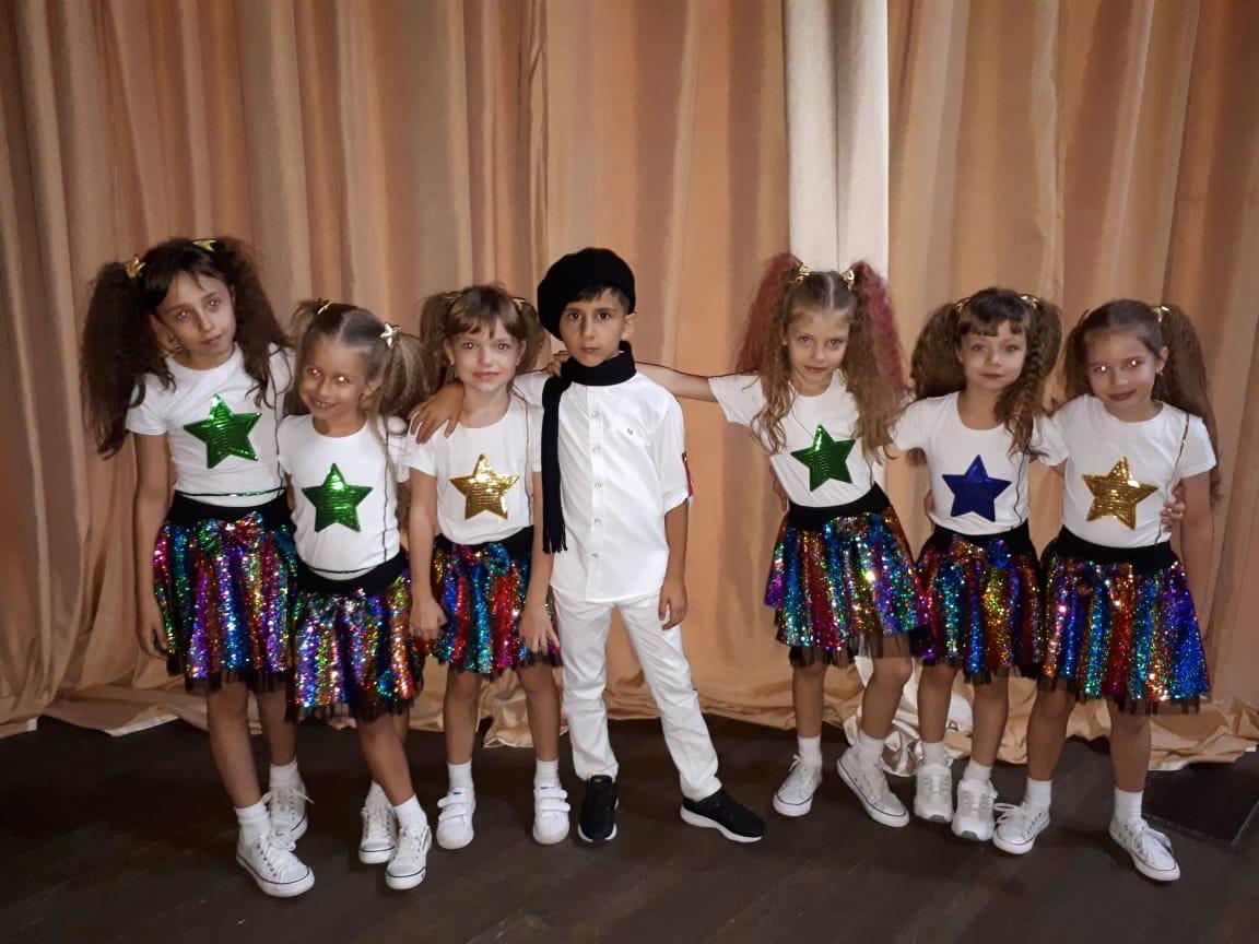 Юные вокалисты из Некрасовки стали призерами международного конкурса искусств и творчества