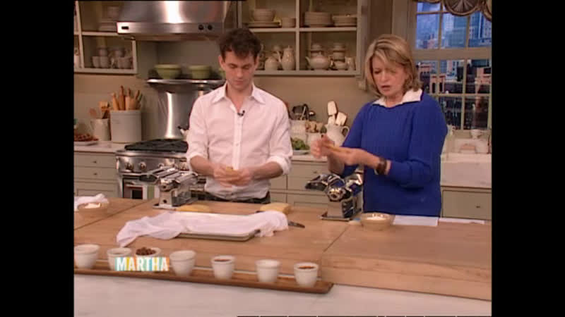 Pasta from Scratch with Hugh Dancy Part 2