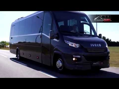 CUBY Iveco Tourist Line with toilet