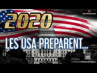 2020 - LES USA PREPARENT QUELQUE CHOSE #3e Guerre mondiale