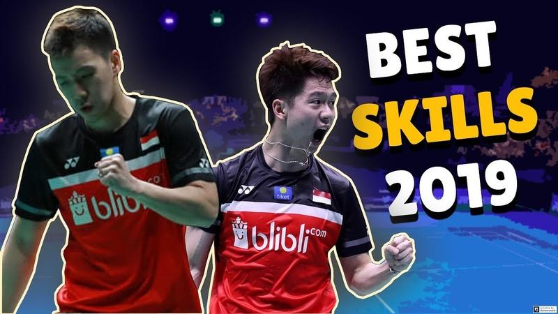 BEST SKILLS KEVIN SANJAYA MARCUS FERNALDI 2019 MD INDONESIA
