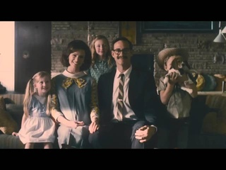 Bank of America Commercial: Portraits