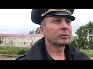 Полицейский произвол в г. Альметьевске. Мне, Николаю Бондаренко, являющимся депутатом, угрожали задержанием